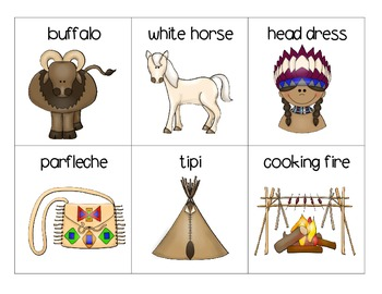 Native Americans, Plains Indians, ABC order, Fall, Thanksgiving,