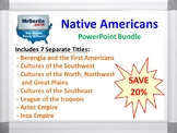 Native Americans PowerPoint Bundle