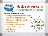 Native Americans PowerPoint and Notes Bundle