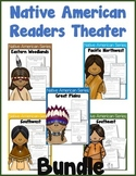 Native Americans Readers Theater {Leveled} Bundled Set