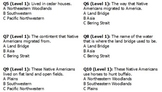 Native Americans Self-Paced ActivExpression Quiz
