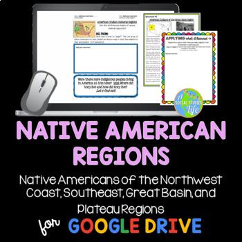 Native Americans - Southeast, Great Basin, Plateau, Northwest Coast