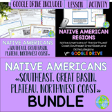 Native Americans - Southeast, Great Basin, Plateau, Northwest Coast BUNDLE