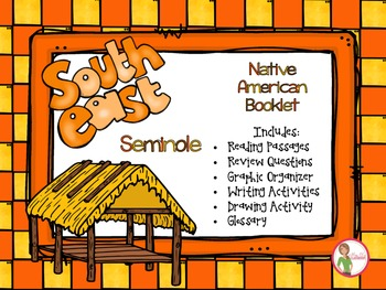Native Americans - Southeast Seminole Booklet