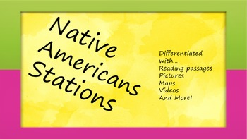 Native Americans Stations