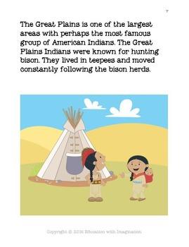 Native Americans Story Set