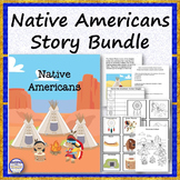 Native Americans Story Set