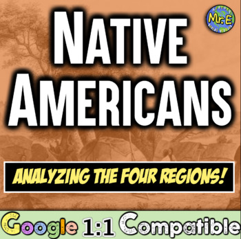 Native Americans: Students Jigsaw the Four Tribal Regions