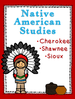 Native American Tribes - Set 2