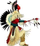 Native Americans Text and Worksheets