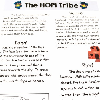 Native Americans - The Hopi Tribe