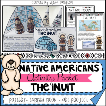 Native Americans. The Inuit.