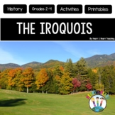 Native Americans - The Iroquois {Articles, Activities, Vocabulary, & Flip Book}