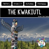 Native Americans - The Kwakiutl- {Articles, Activities, Vo