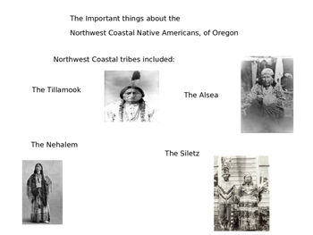 Native Americans Tribes of Oregon