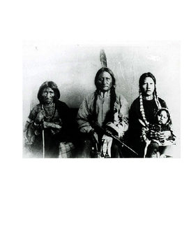 Native Americans:  Two Reflective Letters Offering Help