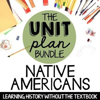 Native Americans UNIT (without passages)