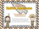 Native Americans Unit {Compatible with the 2nd-5th Grade C