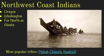 Native Americans Unit PowerPoint