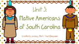 Native Americans Unit: SmartBoard, PPT, plans, graphic organizers, & test