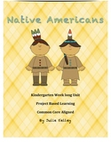 Native Americans Week long Unit Common Core