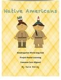 Native Americans Week long Unit Common Core