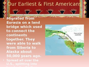 Native Americans and Art Powerpoint