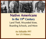 Native Americans and Land Loss, The Indian Wars, Conflicts, Wounded Knee