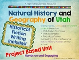 Native Americans and Utah geography