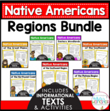 Native Americans Tribes: Reading Passages Bundle