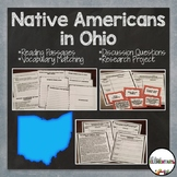 Native Americans in Ohio {French and Indian War}