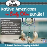 Native Americans in Ohio MEGA bundle!  (4th grade Ohio Mod