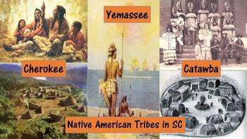 Native Americans in the Carolina Colony