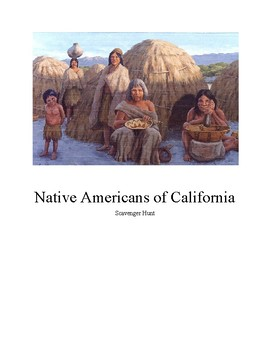 Native Americans of California