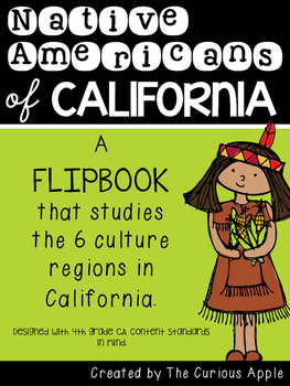 Native Americans of California Flipbook