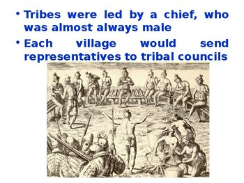 Native Americans of Eastern Woodlands Powerpoint