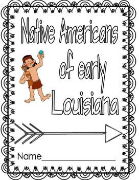 Native Americans of La (Aligned with State Scope and Sequence for Grade 3)