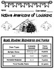 Native Americans of Louisiana DBQ (Document Based Questioning) Assessment
