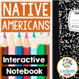 Native Americans of North America {Interactive Notebook}