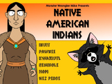 Native Americans of North America Reading Passages and Activities