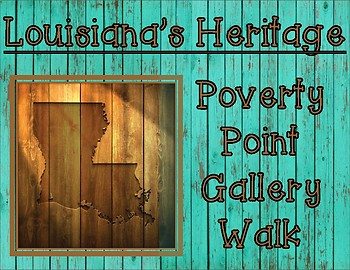 Native Americans of Poverty Point Gallery Walk