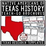 Texas Native Americans Activity Research - Comanche, Apache- [Texas History]
