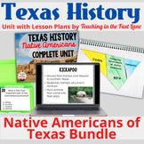 Native Americans of Texas Bundle