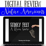 Native Americans of Texas Review Game Stinky Feet