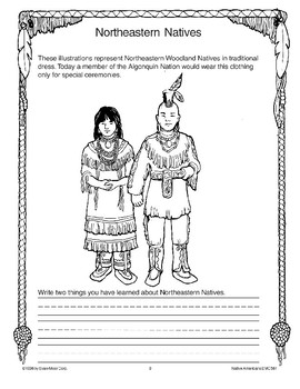 Native Americans of the Northeastern Woodlands