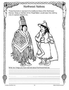 Native Americans of the Northwest