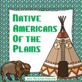 Native Americans of the Plains (distance learning option)