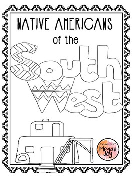 Native Americans of the Southwest Packet