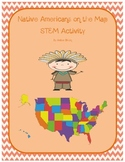 Native Americans on the Map STEM Activity