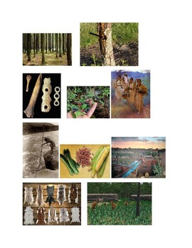 Native Americans- scaffolded reading activity for ESL students (intermediate)